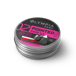 Pointed XSize 5,5 mm