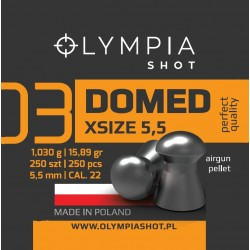 Domed XSize 5,5 mm